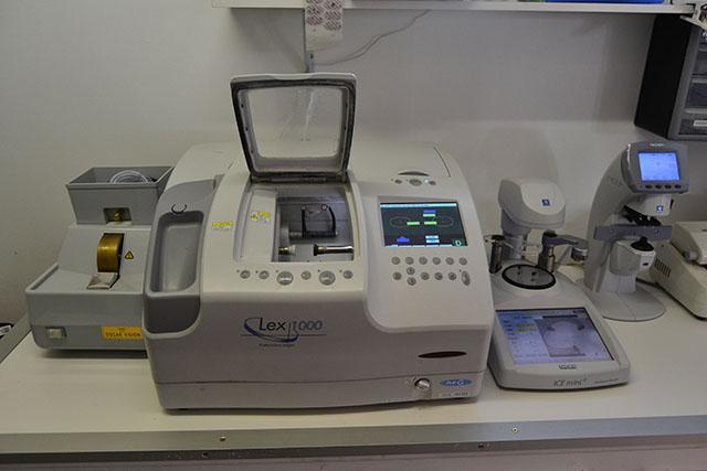 Atelier de montage optique