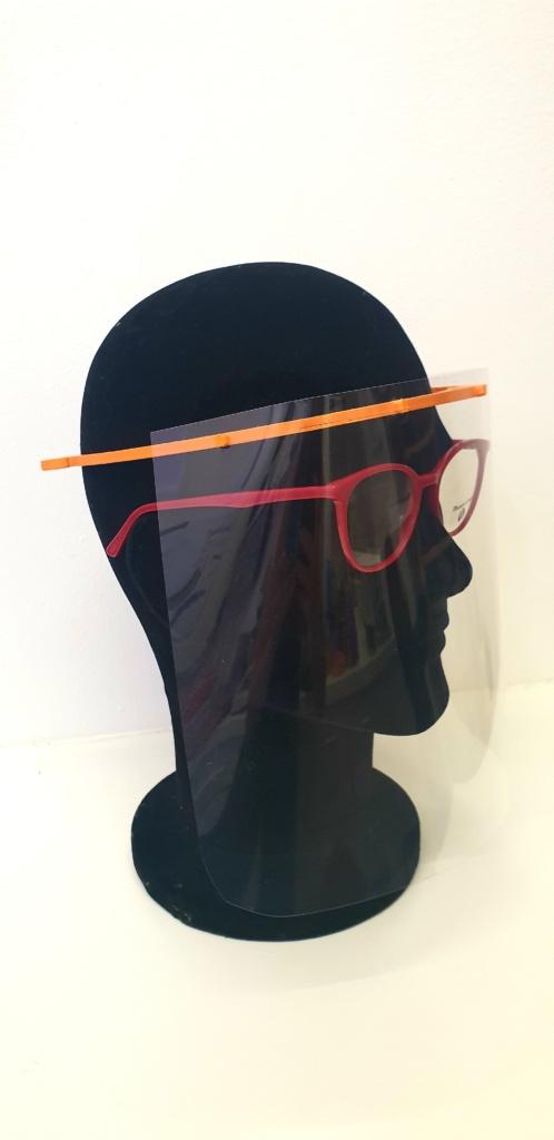 Visières Covid 3D