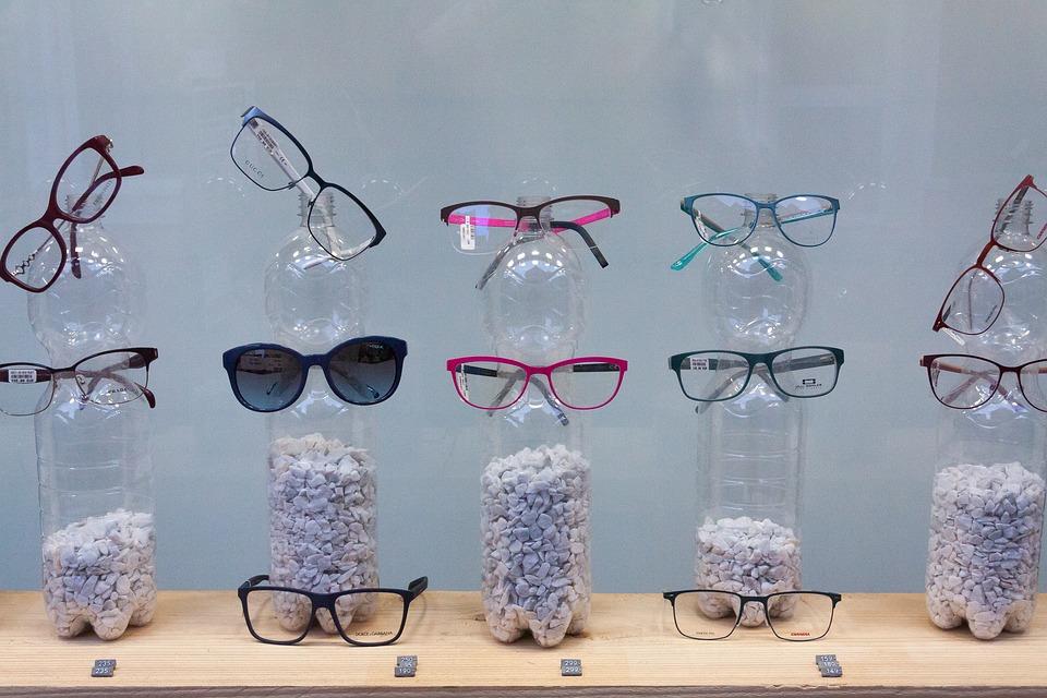 ouverture lunettes